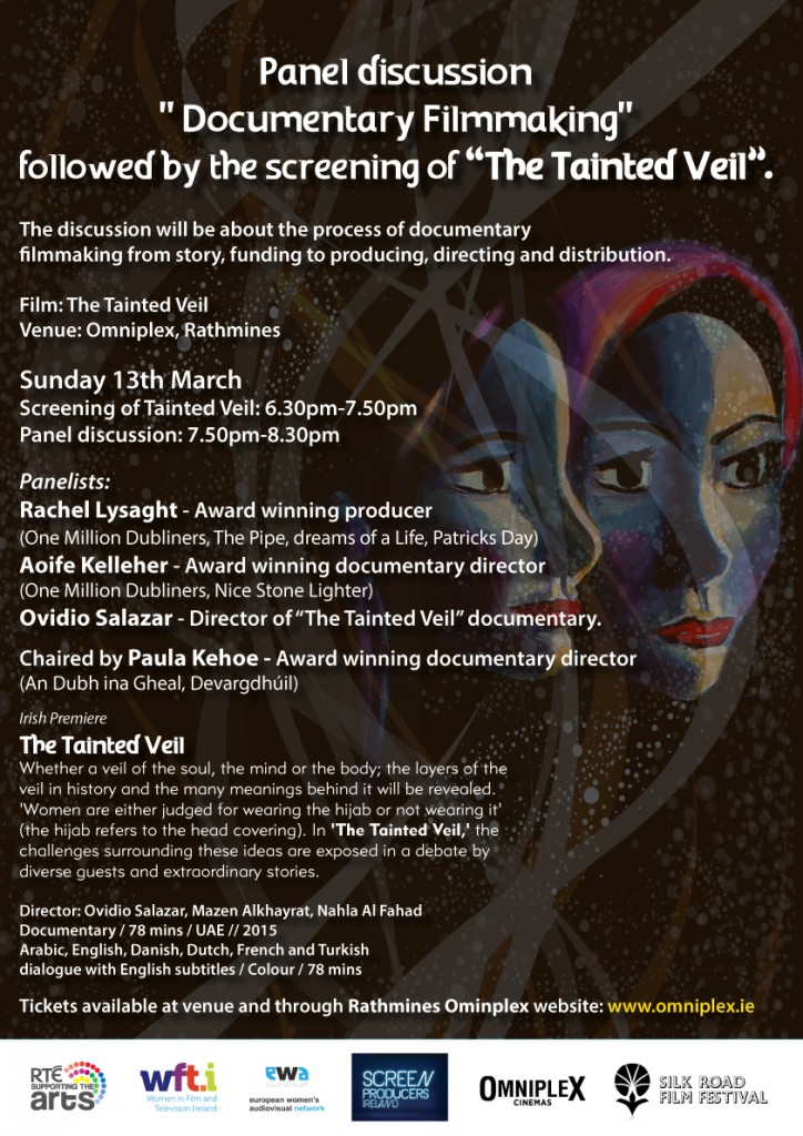 The Tainted Veil Documentary Panel Discussion At The 4th Silk Road