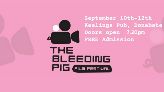 F-Rating: Women in Film at The Bleeding Pig Film Festival