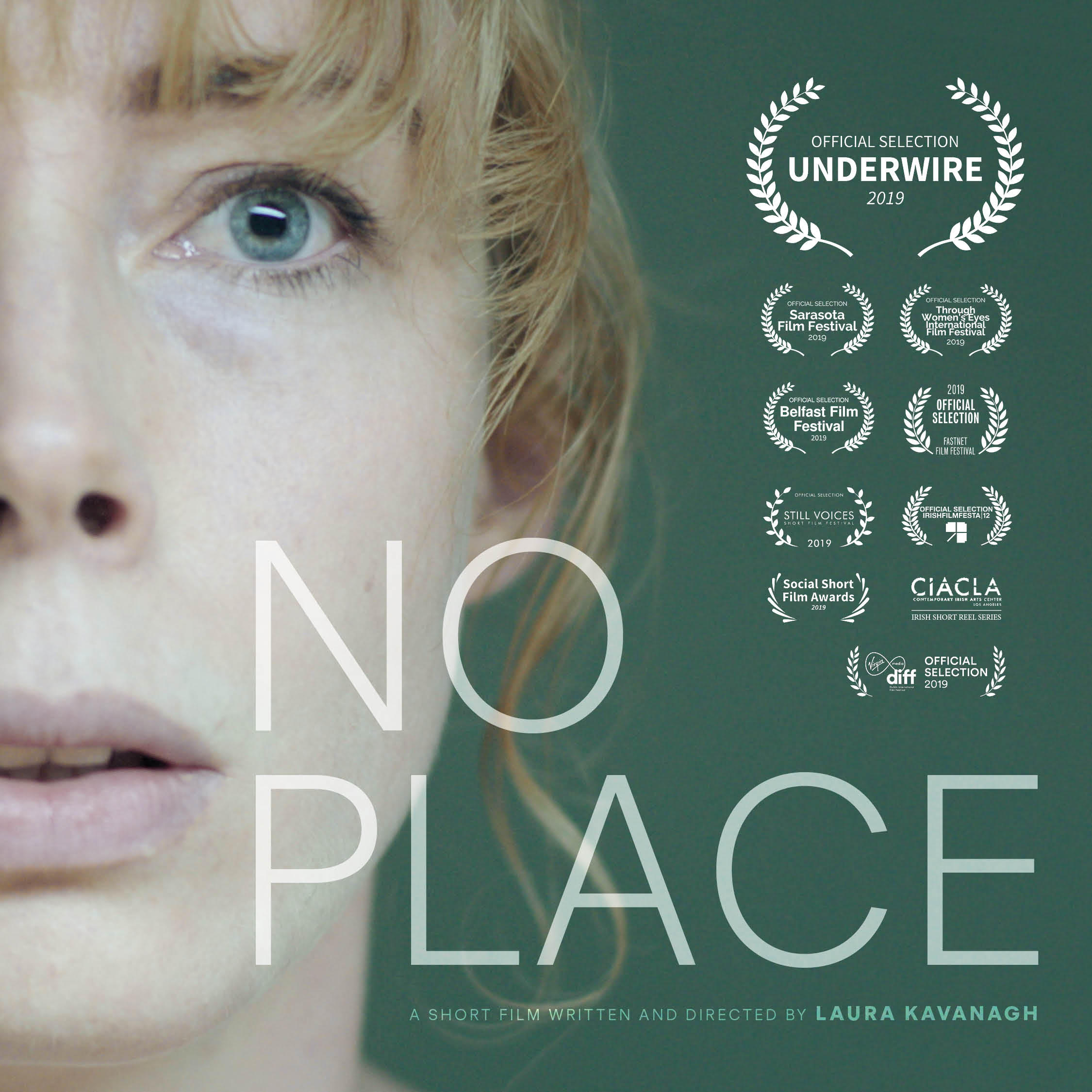 Laura Kavanagh's Short NO PLACE