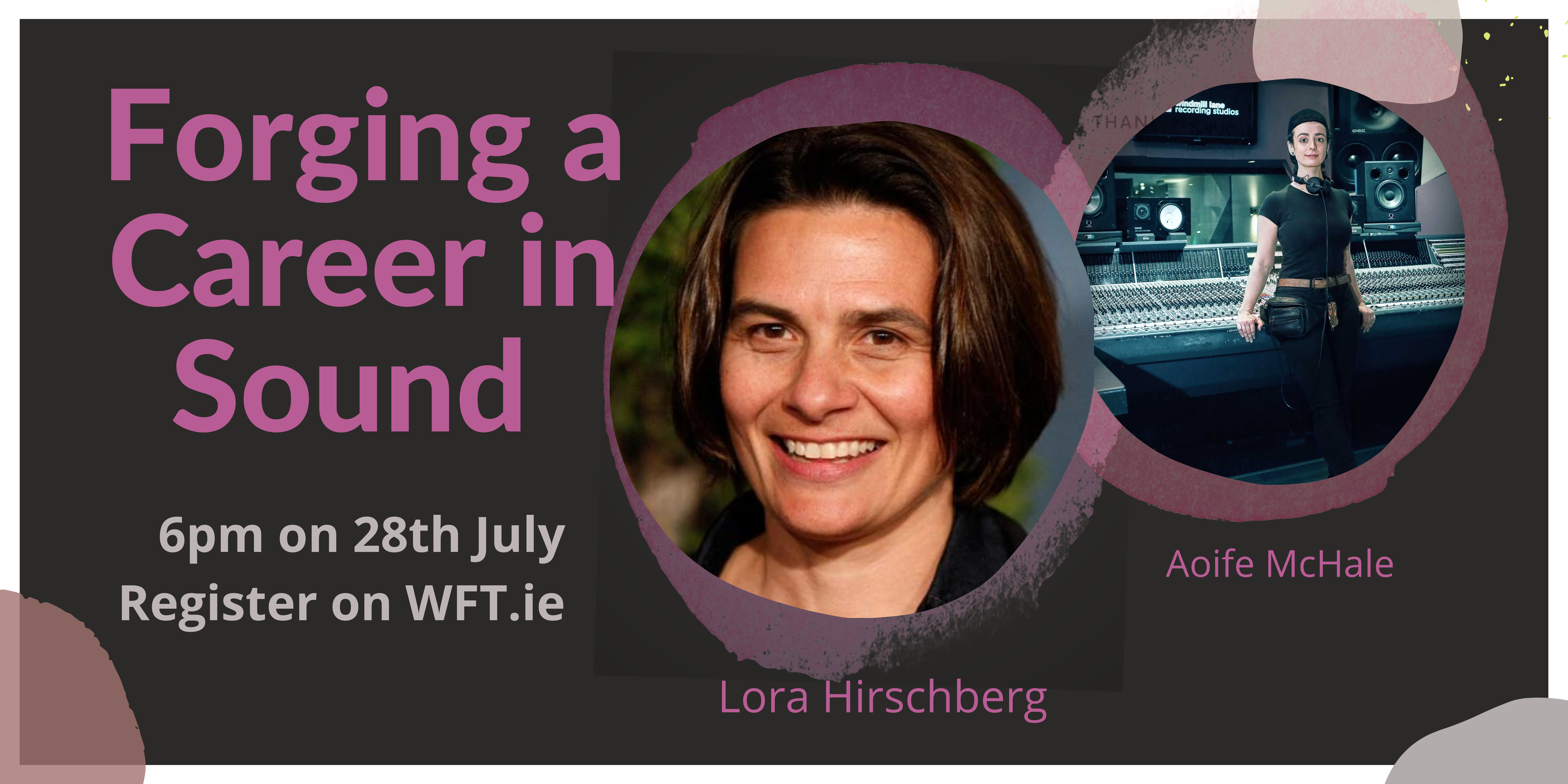 Crew Talks: Forging a Career in Sound with Lora Hirschberg